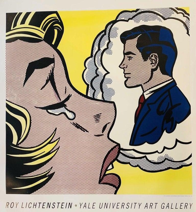 Roy Lichtenstein, Thinking of Him, 1991 Springdale For Sale 2