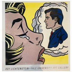 Roy Lichtenstein, Thinking of Him, 1991 Springdale