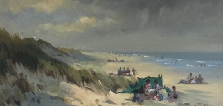 Roy Petley  Born3 April 1950 ( Grantham, Lincolnshire NationalityBritish Known forPainter MovementImpressionism Roy Petley (born 3 April 1950) is a British painter.  Petley paints en plein air to depict the wide expanse of English beaches and