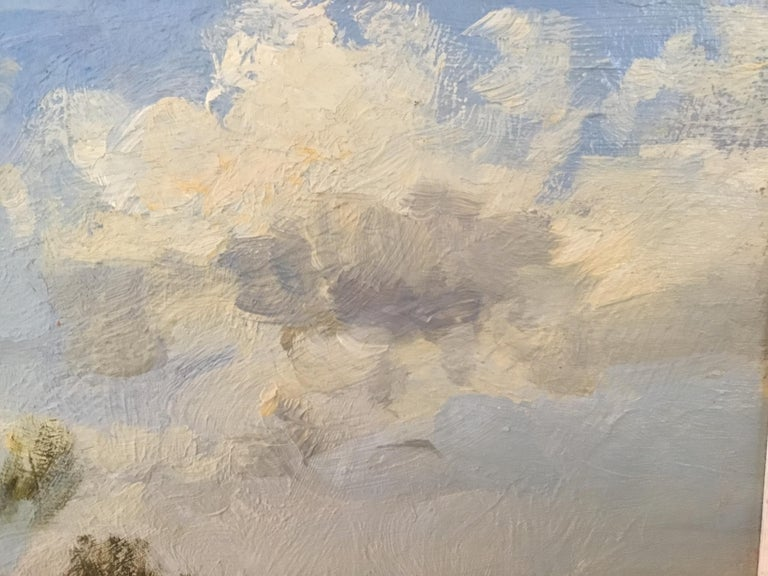 PASSING STORM.Roy Petley contemporary British artist For Sale 3
