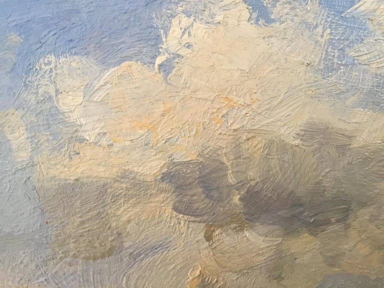 PASSING STORM.Roy Petley contemporary British artist For Sale 4