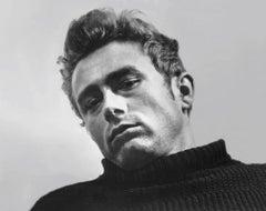 James Dean (1955) Silver Gelatin Fibre Print