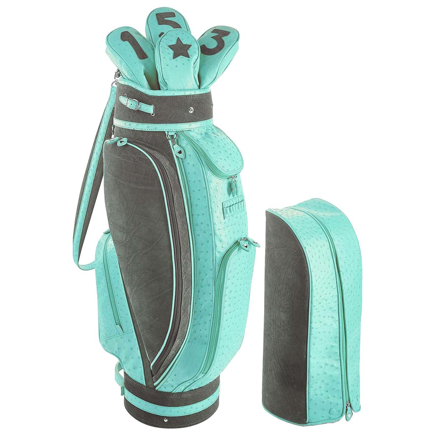 Royal Azure Golf Bag by Barchi