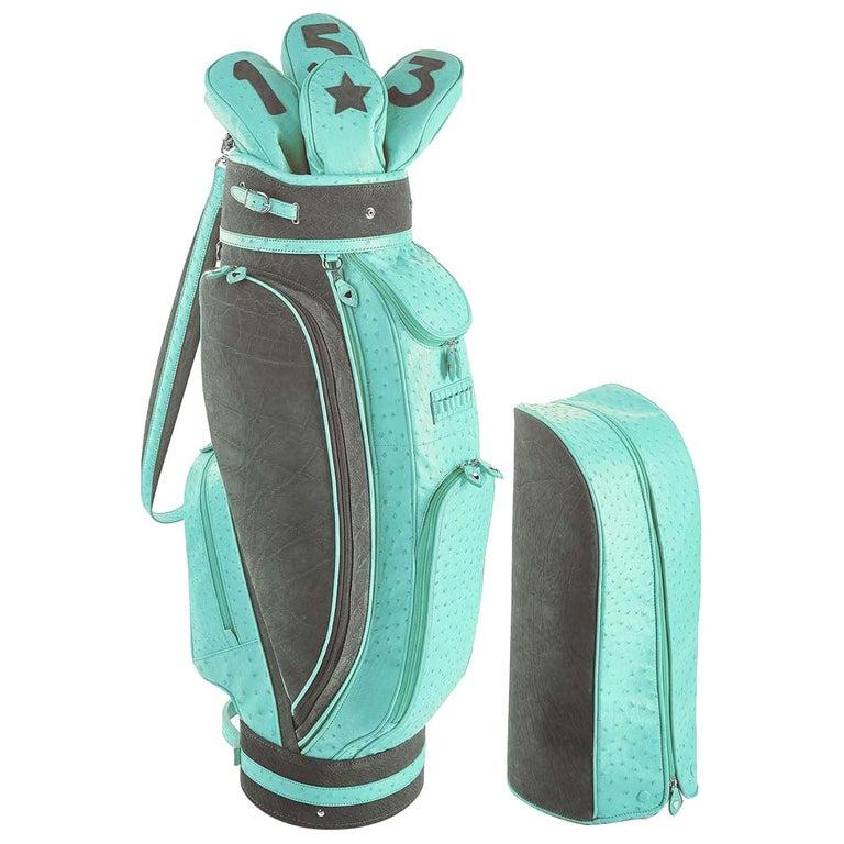 Royal Azure Golf Bag by Barchi For Sale