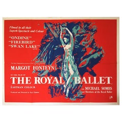 Royal Ballet, The (1960) Poster