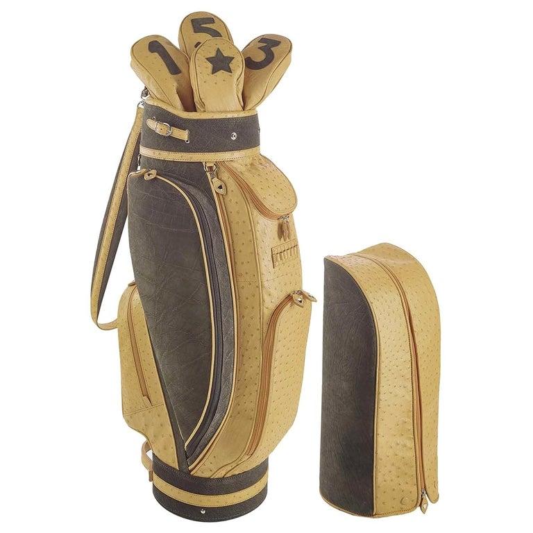 Royal Camel Golf Bag by Barchi For Sale