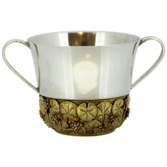 Royal Christening Porringer for Prince William, by Stuart Devlin, London, 198
