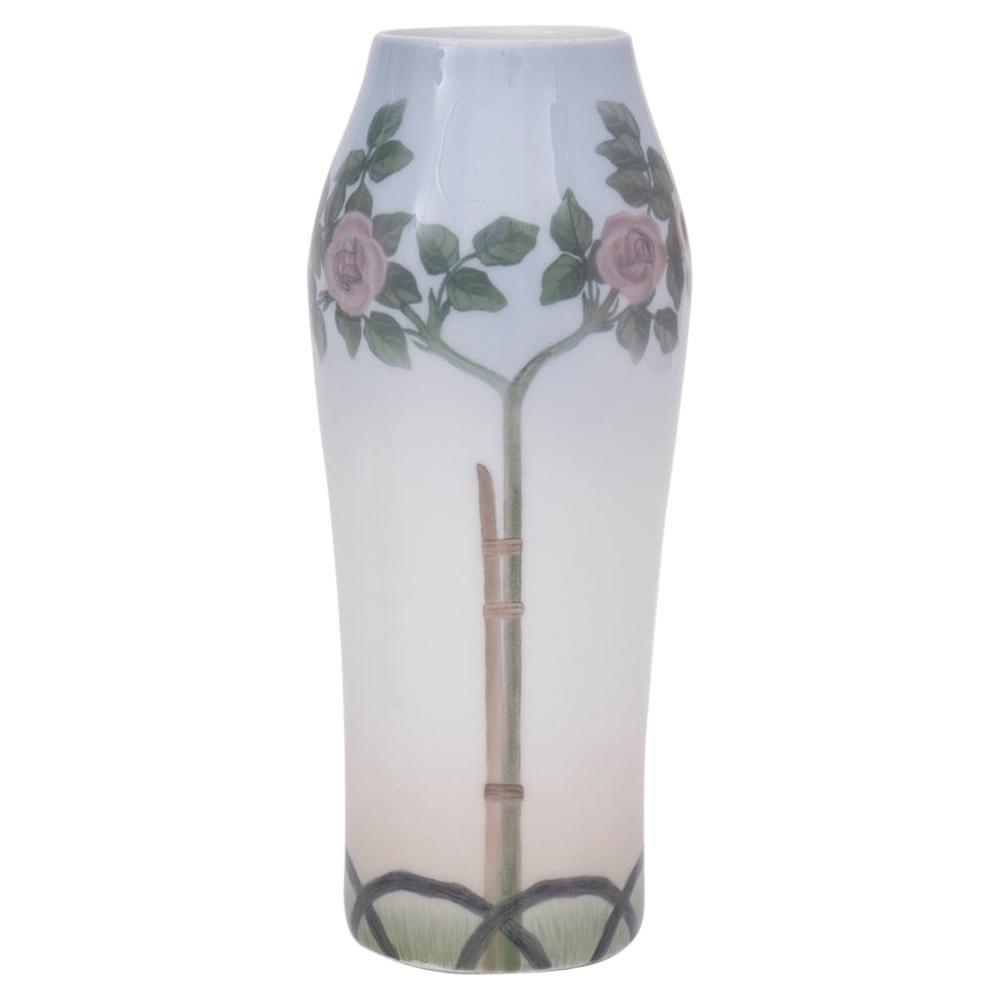 Royal Copenhagen Art Nouveau Vase, c.1905-1915