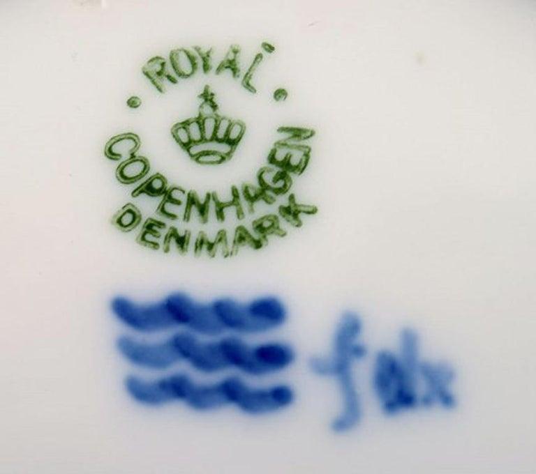 Danish Royal Copenhagen, Christmas plate from 1939 For Sale