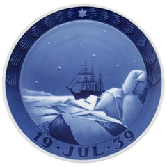 Royal Copenhagen, Christmas plate from 1939