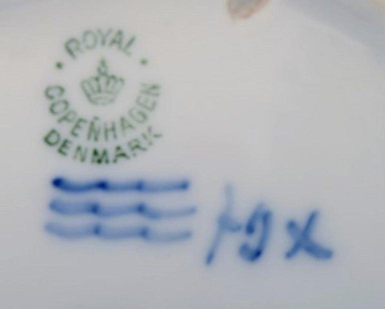 Danish Royal Copenhagen, Christmas Plate from 1944 For Sale