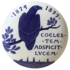 Royal Copenhagen Commemorative Plate from 1899 RC-CM35