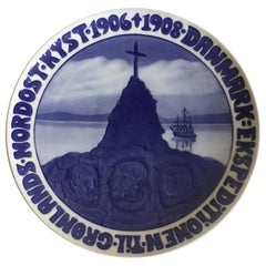 Royal Copenhagen Commemorative Plate from 1908 RC-RC94