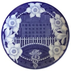 Royal Copenhagen Commemorative Plate from 1911 RC-CM113