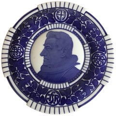 Royal Copenhagen Commemorative Plate from 1911 RC-CM114