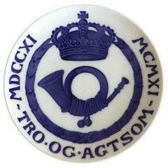 Royal Copenhagen Commemorative Plate from 1911 RC-CM117