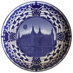Royal Copenhagen Commemorative Plate from 1911 RC-CM123