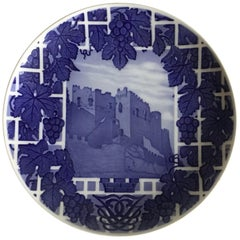 Royal Copenhagen Commemorative Plate from 1911 RC-CM125