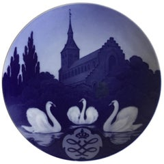 Royal Copenhagen Commemorative Plate from 1912 RC-CM131