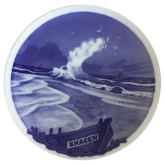 Royal Copenhagen Commemorative Plate from 1912 RC-CM133
