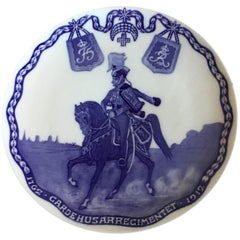 Royal Copenhagen Commemorative Plate from 1912 RC-CM135