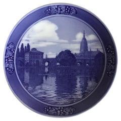 Royal Copenhagen Commemorative Plate from 1914 RC-CM151