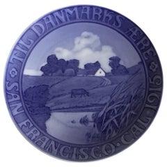 Royal Copenhagen Commemorative Plate from 1915 RC-CM144