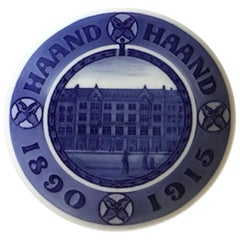Royal Copenhagen Commemorative Plate from 1915 RC-CM156