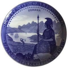 Royal Copenhagen Commemorative Plate from 1915 RC-CM157