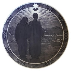 Royal Copenhagen Commemorative Plate from 1918 RC-CM178