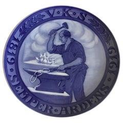 Royal Copenhagen Commemorative Plate from 1920 RC-CM189