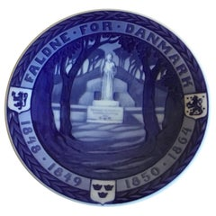 Royal Copenhagen Commemorative Plate from 1920 RC-CM192
