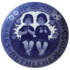 Royal Copenhagen Commemorative Plate from 1923 RC-CM220