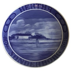 Royal Copenhagen Commemorative Plate from 1925 RC-CM233