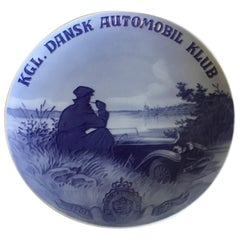 Royal Copenhagen Commemorative Plate from 1926 RC-CM239