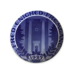 Royal Copenhagen Commemorative Plate from 1927 RC-CM261