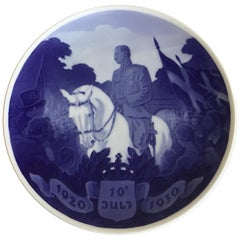 Royal Copenhagen Commemorative Plate from 1929 RC-CM263