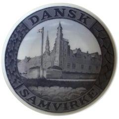 Royal Copenhagen Commemorative Plate from 1932 RC-CM269