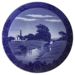 Royal Copenhagen Commemorative Plate from 1937 RC-CM281