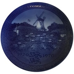 Royal Copenhagen Commemorative Plate from 1970 RC-CM325