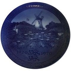 Royal Copenhagen Commemorative Plate from 1970 RC-CM325