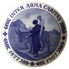 Royal Copenhagen Commemorative Plate RC-CM68A