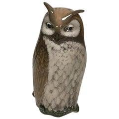Royal Copenhagen Figurine of Owl No 2999