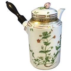 Royal Copenhagen Flora Danica Coffee Pot No 3620