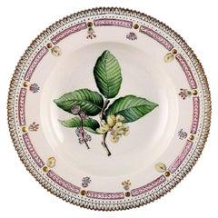 Royal Copenhagen Flora Danica Deep Plate / Soup Plate