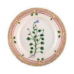 Royal Copenhagen Flora Danica Dessert Plate Hand Painted in Highest Quality