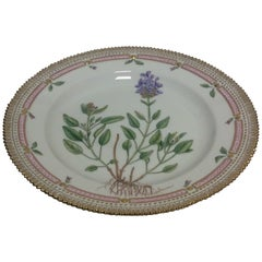 Royal Copenhagen Flora Danica Dinner Plate No 624 '3549'