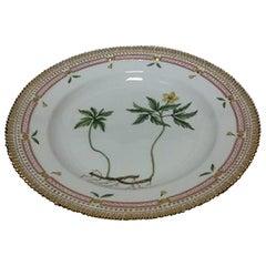 Royal Copenhagen Flora Danica Dinner Plate No 624 '3549'