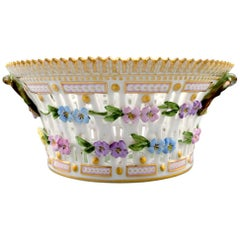 Royal Copenhagen Flora Danica Fruit Bowl Number 20/3532
