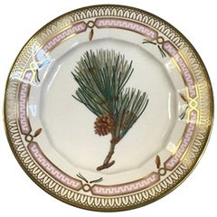 "Royal Copenhagen Flora Danica ""Japonica"" Side Plate No. 14/8553"